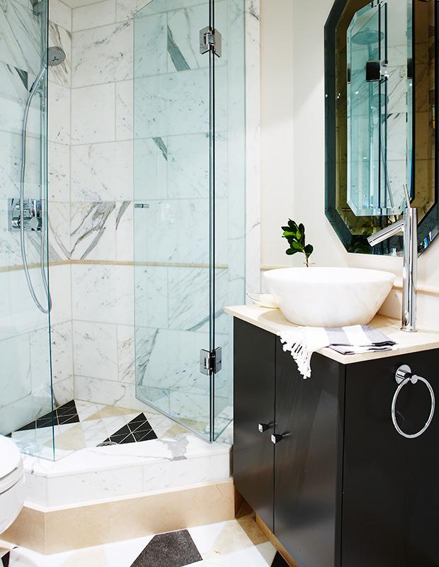 28種浴室的經典室內設計 室內設計知識家