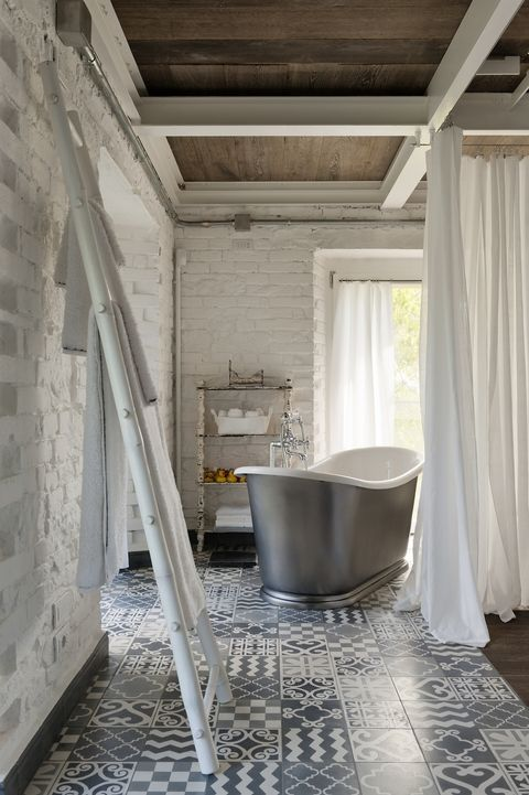 bathroom tile trends patterned 1490294676