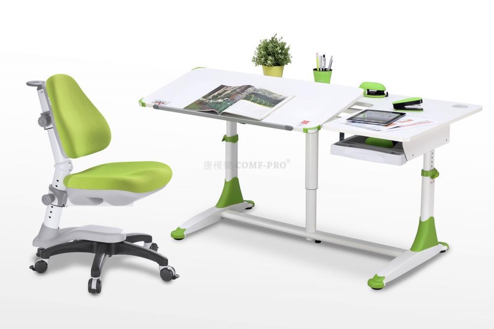康樸樂兒童成長書桌椅